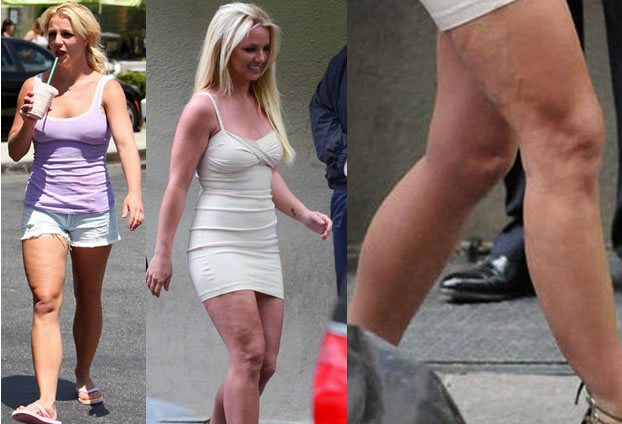 celebrity diet britney spears weight loss cellulite