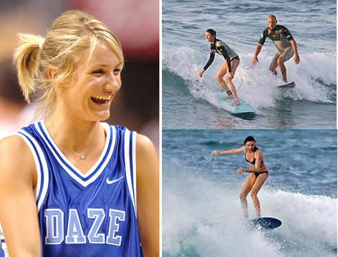 Celebrity Diet: Cameron Diaz   Weight Loss, Surf, Beauty & Style