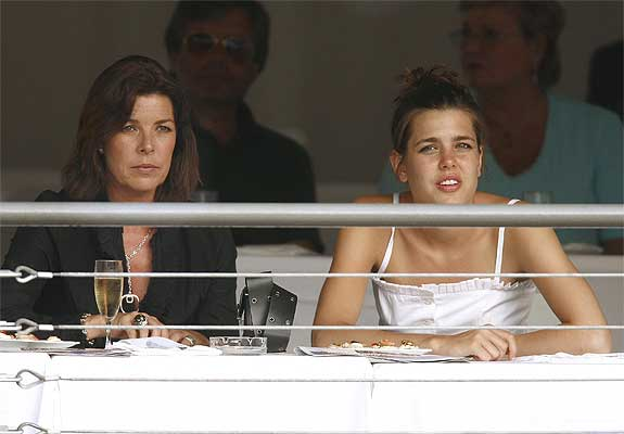 charlotte casiraghi diet