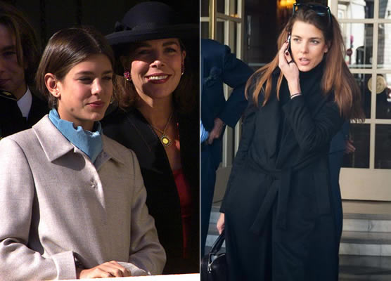 princess charlotte casiraghi of monaco. tips: Princess Charlotte
