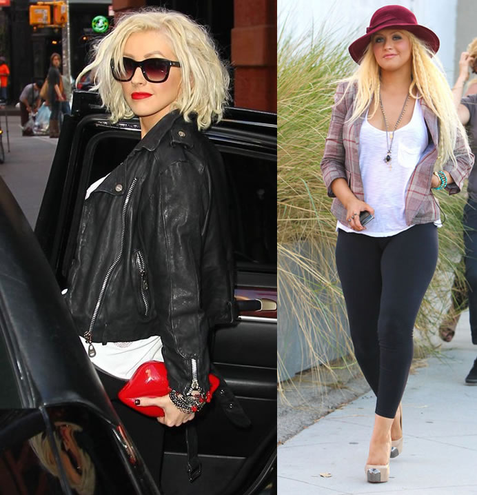 Celebrity Diet: Christina Aguilera | Weight Loss ...