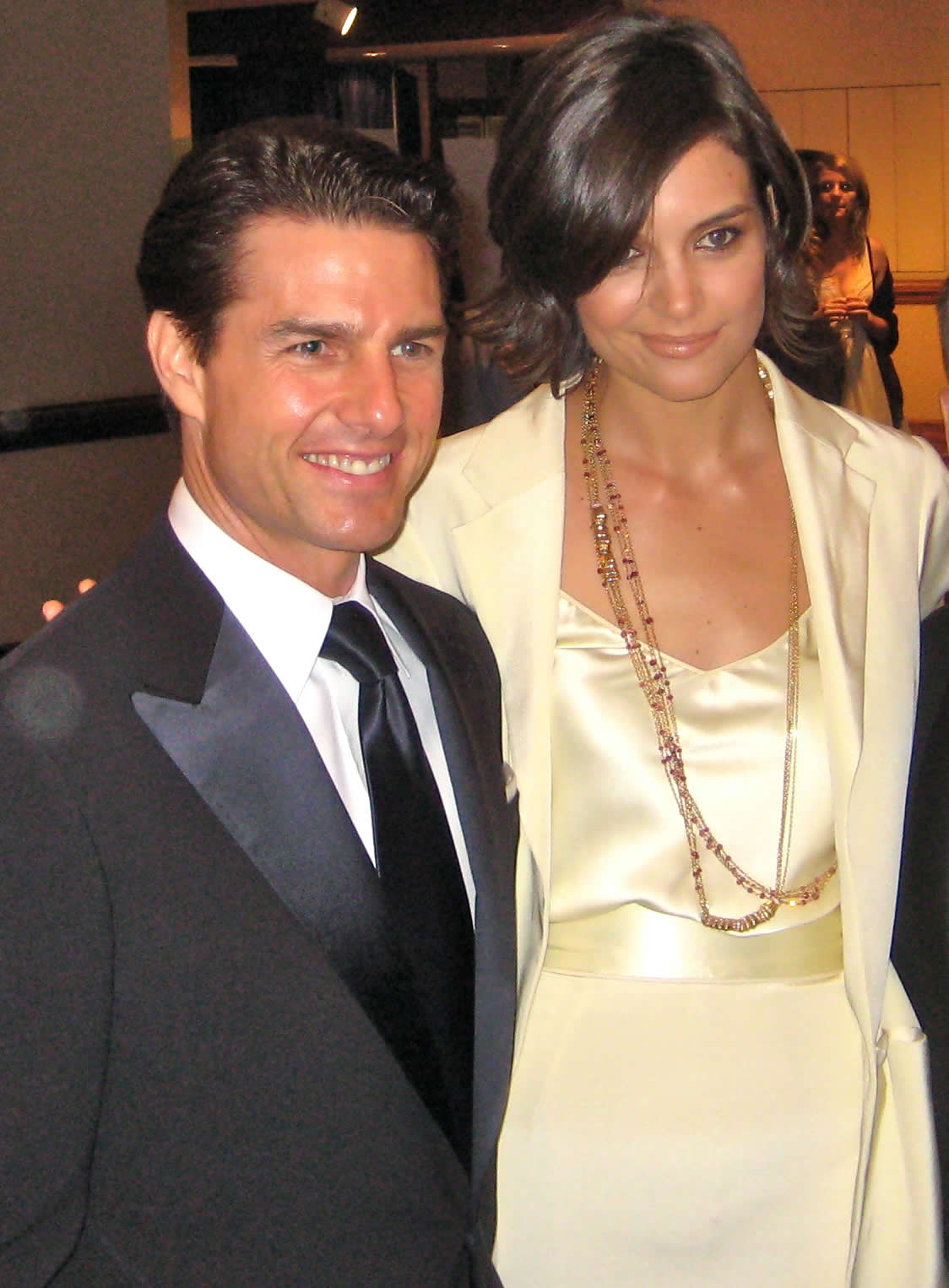 Cruise Katy Holmes on And Tom Cruise    What Style Does He Prefers For Katie Holmes