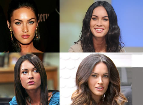 megan fox makeup tips. Celebrity beauty tips: Megan