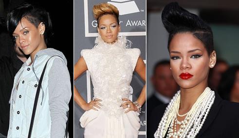 Celebrity diet rihanna weight loss exercises tattoos style - Rihanna avant apres ...