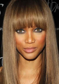 tyra banks modeling pics. In addition, Tyra Banks gives