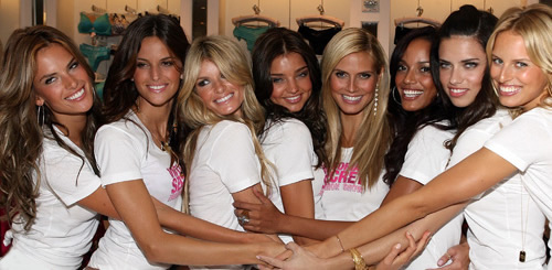 Victorias secret angels diet and fitness