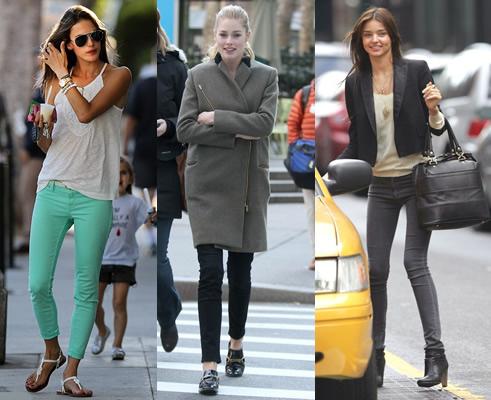 Model diet: Victoria's Secret Angels