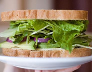 The office weight loss: Sandwich diet recipe