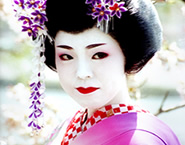 Healthy diet: Japanese diet for weight loss. Geisha