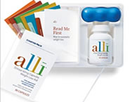 Diet pills: alli pills. Weight loss